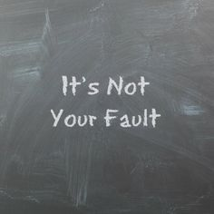 Sexual Abuse is not your fault.