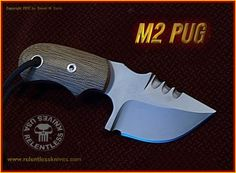 Custom, handmade knives built to withstand extreme conditions. Hand crafted blades designed and built from exotic high strength steels . Custom made knives and blades. Handmade Knives, Men Stuff, Survival Tools, Fixed Blade Knife, Tactical Knives, Knives And Tools, Custom Knives, Relentless, Miniture Things