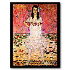 Postcard-Classic/Vintage-Gustav Klimt 16