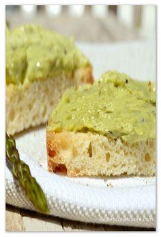 La crema di asparagi Easter Recipes, Food, Cream, Eten, Meals, Diet