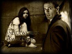 India Eisley  Theo James - Underworld Awakening