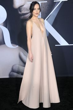 Dakota Johnson in Valentino
