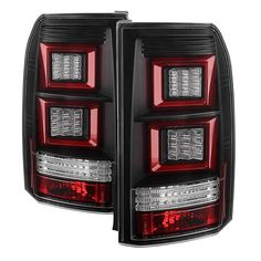 ( Spyder ) Land Rover Discovery 3 LR3 05-09 Light Bar LED Tail Lights - Black These tail lights greatly enhance the look of your vehicle. Want to have a show car look? Or just something that satisfy y