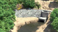 Hidrelétrica Balsa Inferior, Costa Rica - Obra da OAS