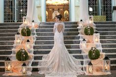 Church Wedding Decorations, Entrance Ideas, Anastasia, Backdrops, Wedding Day, Weddings, Bride, Wedding Dresses, Party