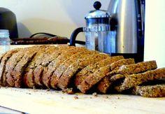 Grain free, gluten free, vegan sandwich bread. No--really!
