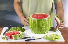 watermelon carved teapot | National Watermelon Promotion Board | Tea Pot