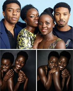 Black Panther Makes Hollywood History Being The First Film With One Hundred Million Dollar Budget, Black Director, And All Black Cast