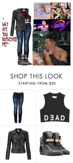 """""""💮 Sawaii Yumi 💮 205 Live ⚫️ A New Friend!"""" by iron-maiden-amy ❤ liked on Polyvore featuring Miss Selfridge, BUSCEMI, WWE and wweoc"""