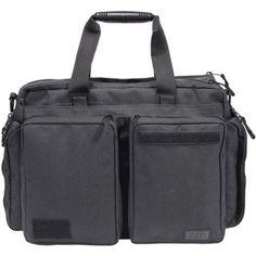 5.11 Tactical Side Trip Briefcase, Black