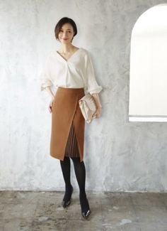 【3月春の服装】大人レディースファッションコーデ2017 | SUWAI