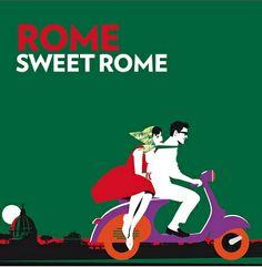 Odwiedź słoneczną Italię! Rome, Movie Posters, Movies, Film Poster, Films, Movie, Rum, Film, Movie Theater