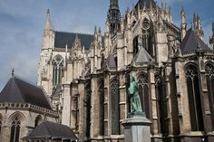 Amiens Cathedral | Amiens, Picardy, France | Andrew Littlewood & Karl Newell | Flickr