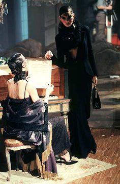 1998 - Galliano 4 Dior - Suzanne Von Aichinger