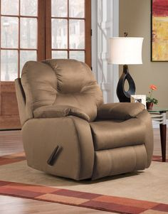 Avalon Wall Hugger Recliner | Southern Motion Furniture | Home Gallery Stores