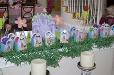 Princess Birthday Favors for Boys | ... crafts to make everyday a celebrations: The Princess Party on a Budget