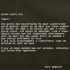 """""""Amores simples."""""""