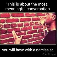 So funny and yet not funny at all. I say it all the time! Like talking to a wall trying to deal with lucky