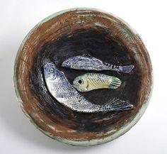 nature morte aux 3 poissons, Picasso