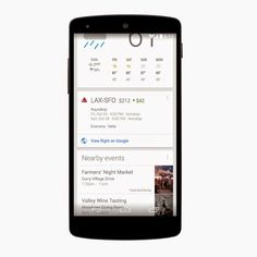 Google Now for Android updated to notify you when the price drops for a flight
