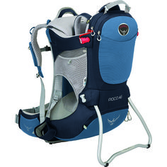 beb4cdb01e9 Osprey Packs - Poco AG 20L Kid Carrier - Seaside Blue Osprey Poco
