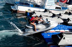Aparcao… en @Marina del Sur Tenerife - Puerto deportivo #LasGalletas #Arona #Tenerife -