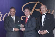 #FrostnSullivan Honors First Nepalese Billionaire Mr. Binod Chaudhary with the Growth, Innovation and Leadership Award, 2016