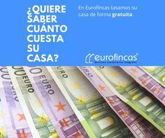 ¿Quiere saber cuánto cuesta su casa?    🔑 Eurofincas - (34) 93 476 49 69 | Roger de Lluria, 116 08037 – Barcelona   🔑 Eurofincas  St. Cugat – (34) 93 675 08 04  c. Sant Antoni, 52