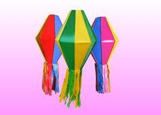 Está querendo fazer um artesanato com origami para a sua festa junina? Acompanhe as dicas que trouxe