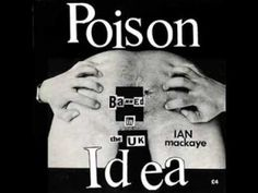 Poison Idea - Ian Mackaye ( Full Album )