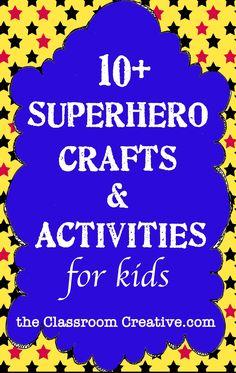 superhero-crafts-activities-ideas-for-kids