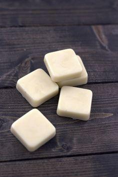 DIY Lotion Bars - Lotion en barre avec possibilité de personnaliser selon l'humeur (huiles - beurres etc.)