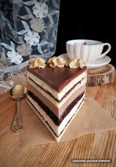 Torte Recepti, Kolaci I Torte, Baking Recipes, Cookie Recipes, Dessert Recipes, Other Recipes, Sweet Recipes, Brze Torte, Torte Cake