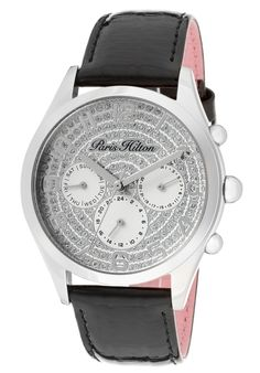 Price:$79.00 #watches Paris Hilton PH13107JS-04A, With designs that embody the effortlessly chic and carefree nature of Paris herself, the Paris Hilton timewear collection offers trend setting designs to suit any occasion. Paris Hilton, Silver Glitter, Girls Best Friend, Calf Leather, Chronograph, Calves, Bling, Accessories, Wrist Watches