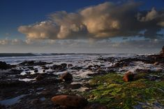 Winter Sunset at Hallett Cove, South Australia #sunset #sea #ocean #coast #landscape #sky #beach #southaustralia