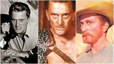 La Vanguardia. Las 10 mejores interpretaciones de Kirk Douglas Kirk Douglas, Portrait, Classic Hollywood, Legends, Get Well Soon, Men Portrait, Paintings, Portraits, Head Shots