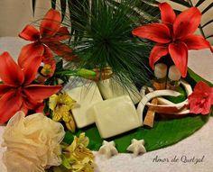 Jabones de aceite de coco 100% natural y orgánico. Nutren la piel, excelentes para pieles muy sensibles