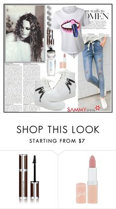 """""""I dont do fashion, I am fashion"""" by elma-993 ❤ liked on Polyvore featuring Givenchy and Rimmel"""