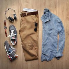 G #menfashion #essentials
