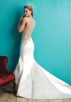 Allure Bridals 9252 Wedding Dress - The Knot