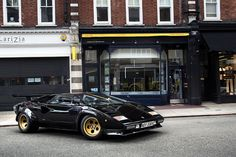 Lamborghini Countach. My dream car from the age of 7 to today.