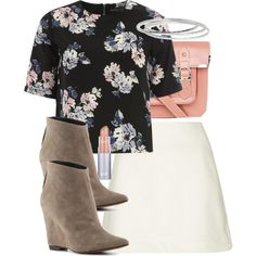 """""""Lydia Inspired Date Outfit"""" by veterization on Polyvore"""