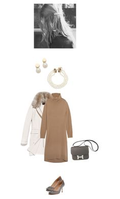 """""""Untitled #66"""" by peonys ❤ liked on Polyvore featuring Balenciaga, Manolo Blahnik, Chanel, Ariel Gordon and Hermès"""