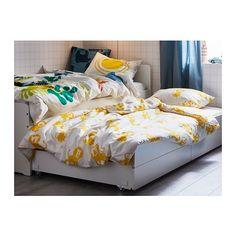IKEA SLÄKT bed frame