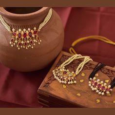Jewelry Design Earrings, Necklace Designs, Gemstone Jewelry, Beaded Jewelry, Silver Earrings, Silver Jewelry, Gold Bangles Design, Gold Jewellery Design, Rajputi Jewellery
