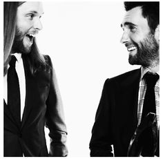 Adam Levine & James Valentine