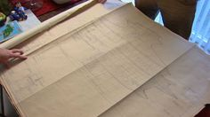 Rare blueprints of the Space Needle bring back memories for Seattle man.