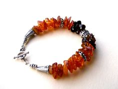 Amber bracelet.Amber jewelry.Healing by Jewelry2Heart on Etsy