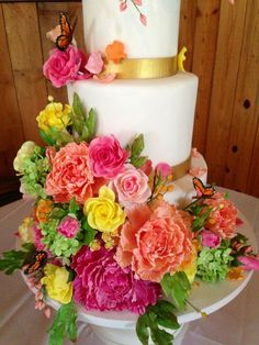 1000+ images about Cakes on Pinterest | Wedding cakes, Beautiful cakes ...