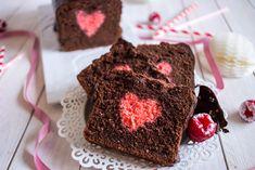 Cake surprise Saint Valentin